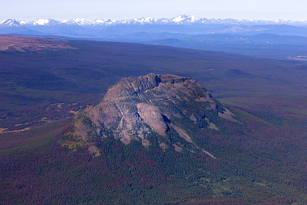 Anahim Peak In The Chilcotin Region, British Columbia