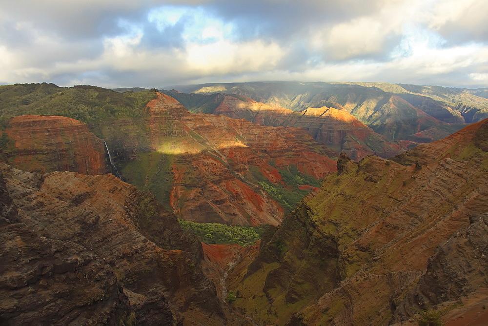 Waimea Valley, Kaua'i, Hawaii