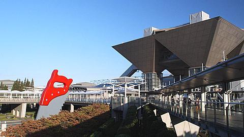 Big Sight Exhibition Center, Tokyo, Japan