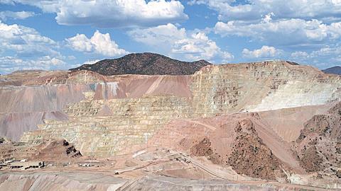 Mining along Hiway 191 Northern Arizona, Arizona, United States of America