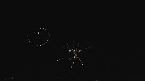 Tokyo Summer Fireworks, Tokyo, Japan
