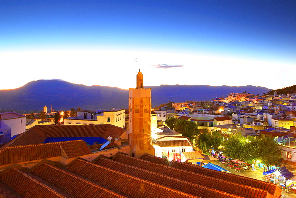 Chefchaouen, Morocco, North Africa, Africa