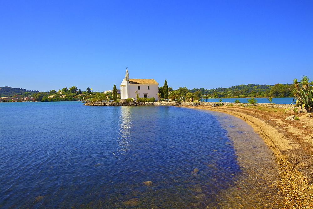 Church of Ipapanti, Corfu, The Ionian Islands, Greek Islands, Greece, Europe