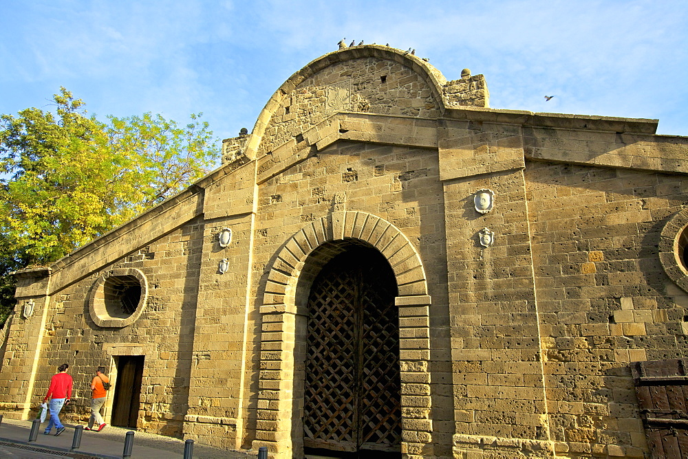 Famagusta Gate, South Nicosia, Cyprus, Eastern Mediterranean Sea, Europe