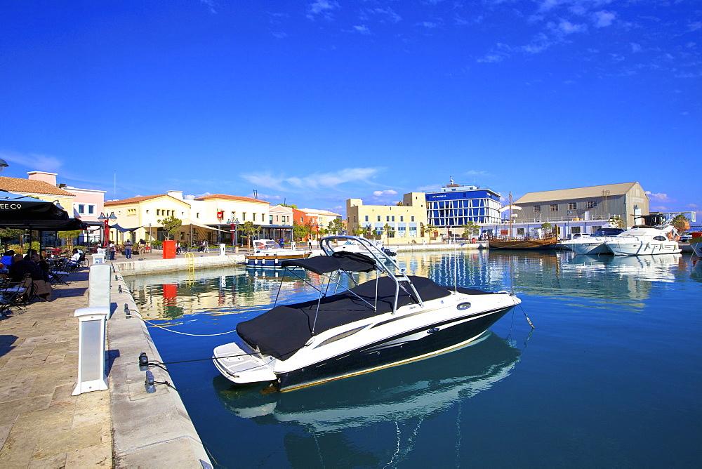 Limassol Marina, Limassol, Cyprus, Eastern Mediterranean Sea, Europe