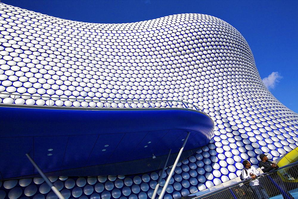 Bullring Shopping Centre, Birmingham, West Midlands, England, Europe