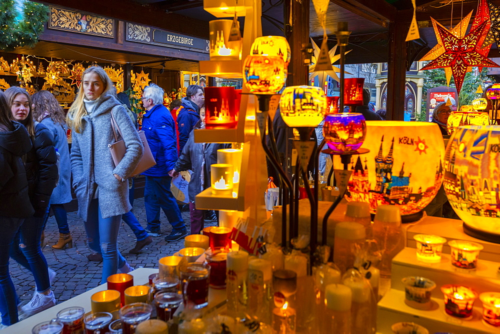 Cologne Christmas Market, Cologne, Germany, Europe - 1126-1729