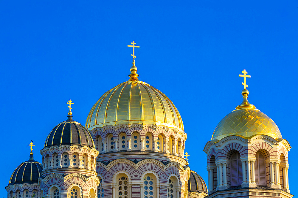 Cathedral of Christ's Nativity, Riga, Latvia, Europe