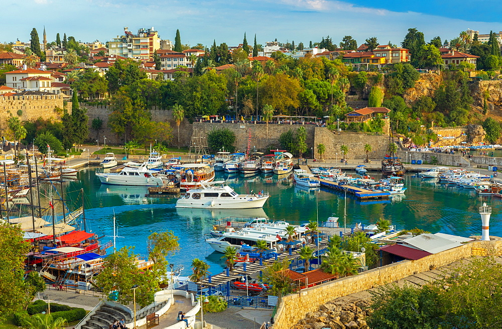 Old Harbour, Kaleici, Antalya, Turkey