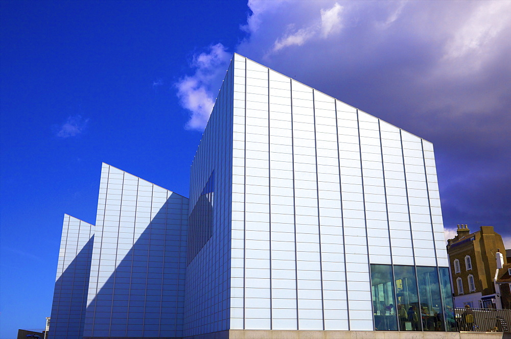 Turner Contemporary Gallery, Margate, Kent, England, United Kingdom, Europe