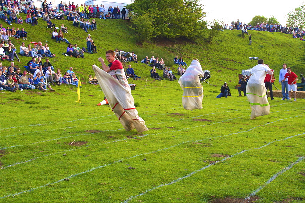 Robert Dover's Cotswold Olimpick Games, Chipping Camden, Gloucestershire, England, United Kingdom, Europe