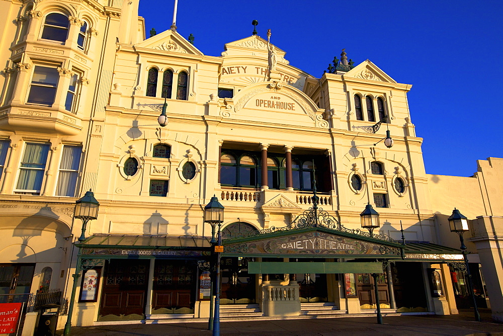 Gaiety Theatre, Douglas, Isle of Man, Europe