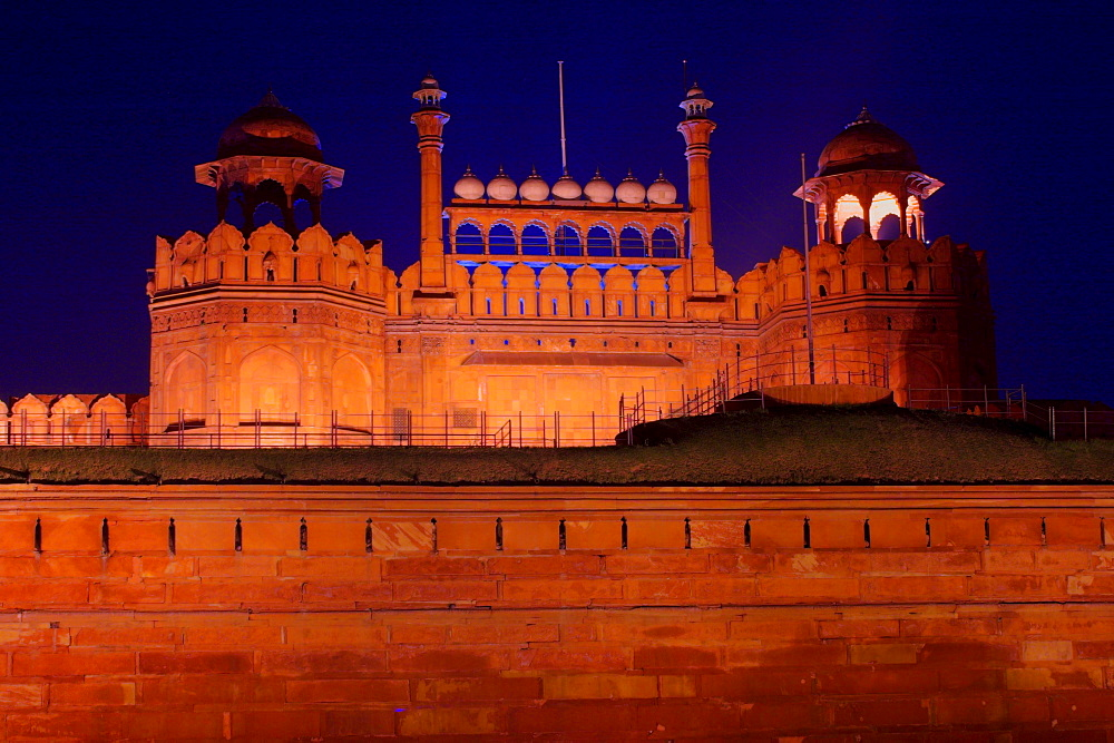 Red Fortress, New Delhi, India / New Dehli