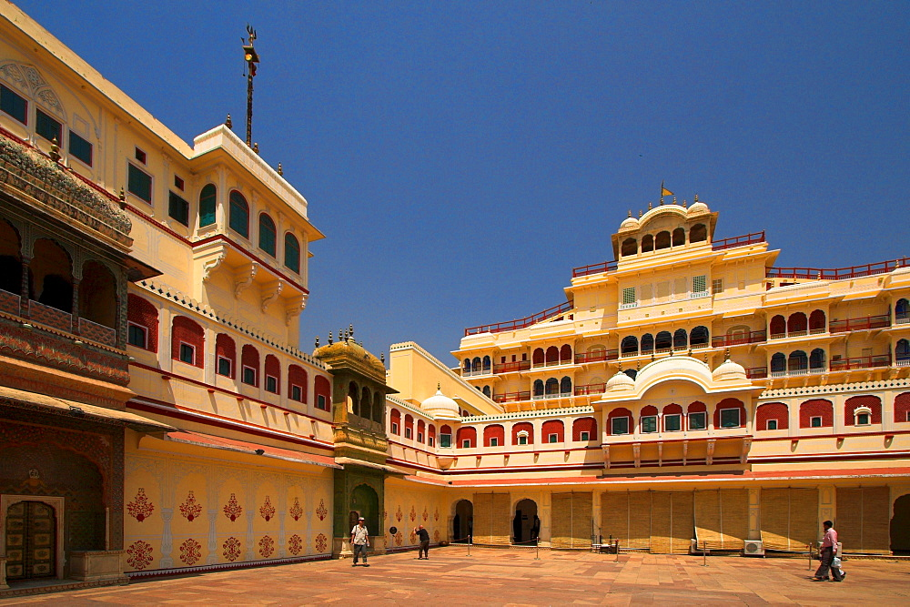 City Palace, Jaipur, Rajasthan, India  - 1127-13367