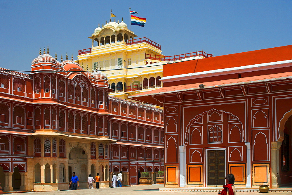 City Palace, Jaipur, Rajasthan, India  - 1127-13368