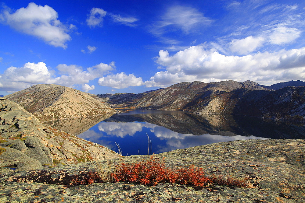 Mountain Lake, Northern Kazakhstan