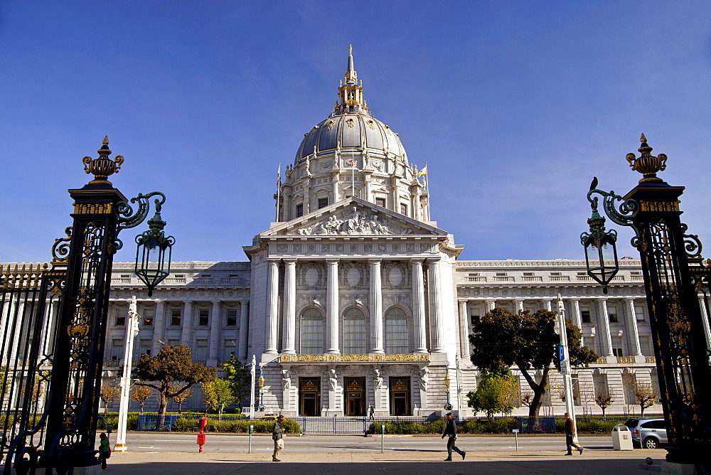 City Hall, San Francisco, California, USA