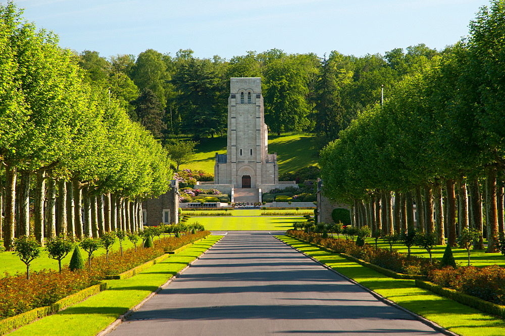 Aisne-Marne American Cemetery, Chateau Thierry, Belleau Wood, France