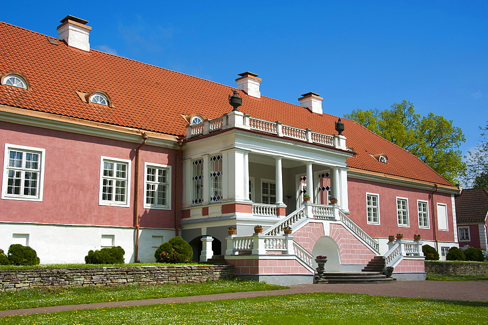 Sagadi manor, Sagadi, National park Lahemaa, Estonia, Baltic states, Europe