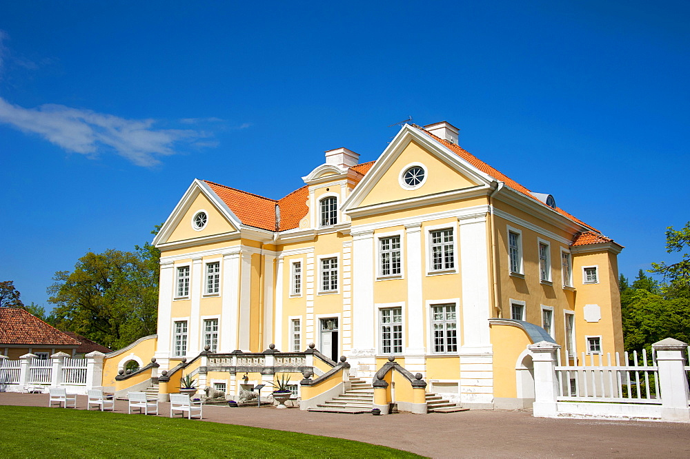 Palmse manor, Palmse, National park Lahemaa, Estonia, Baltic states, Europe