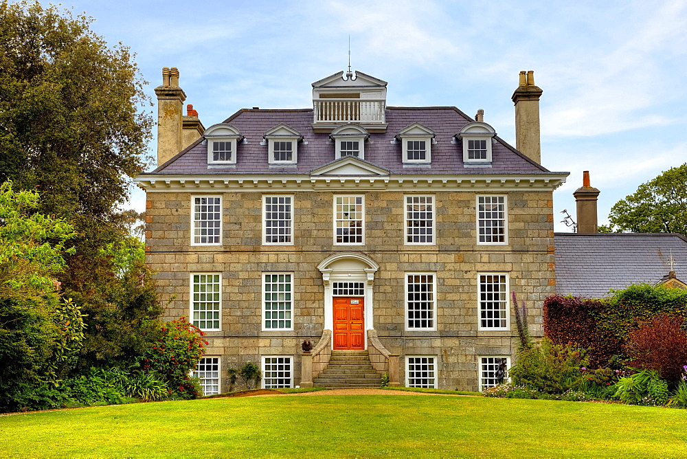 Sausmarez Manor, St Martin, Guernsey, United Kingdom