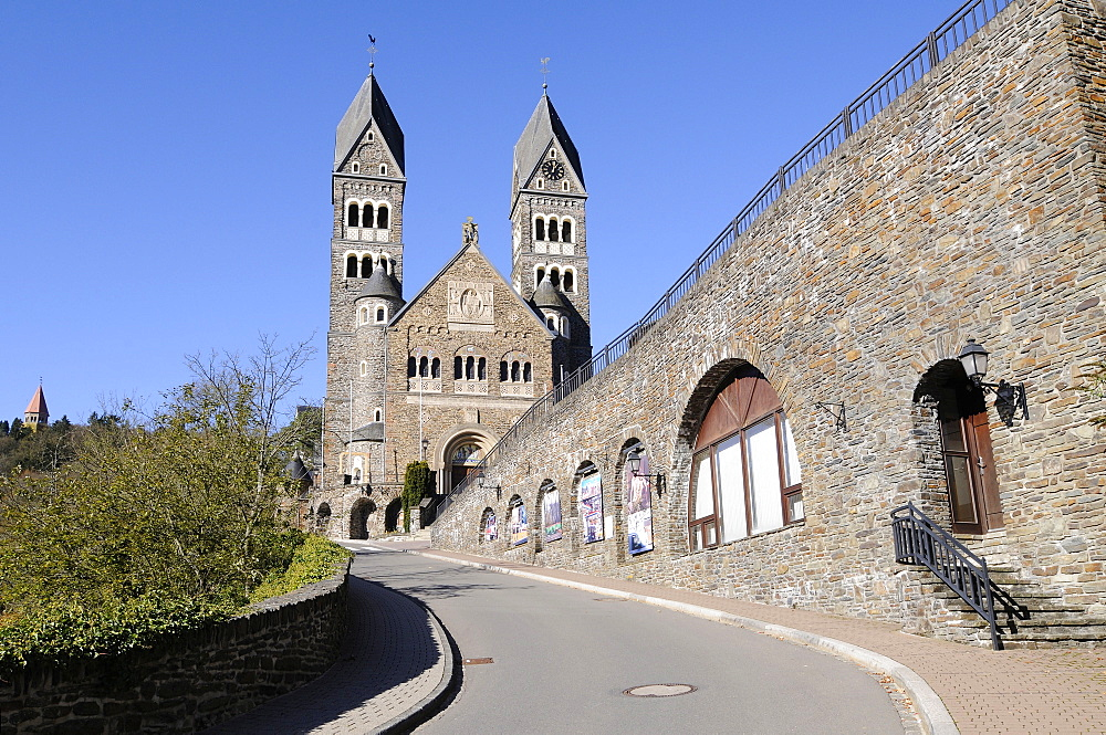 Parish Church, Clervaux, Luxembourg