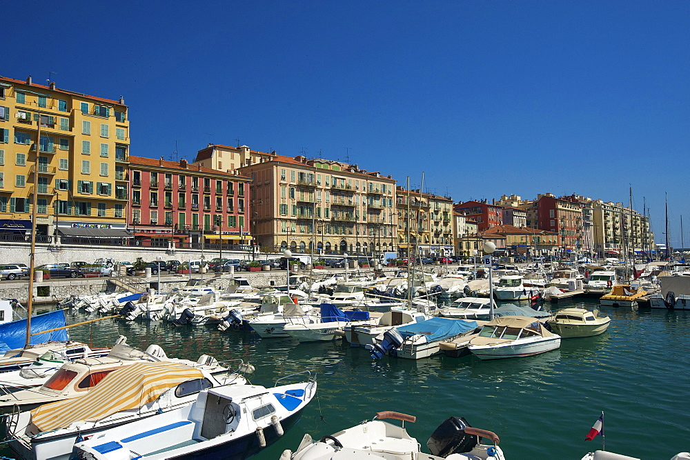 Port Lympia, Quartier du Port, Old Town, Nice, Cote d?Azur, France