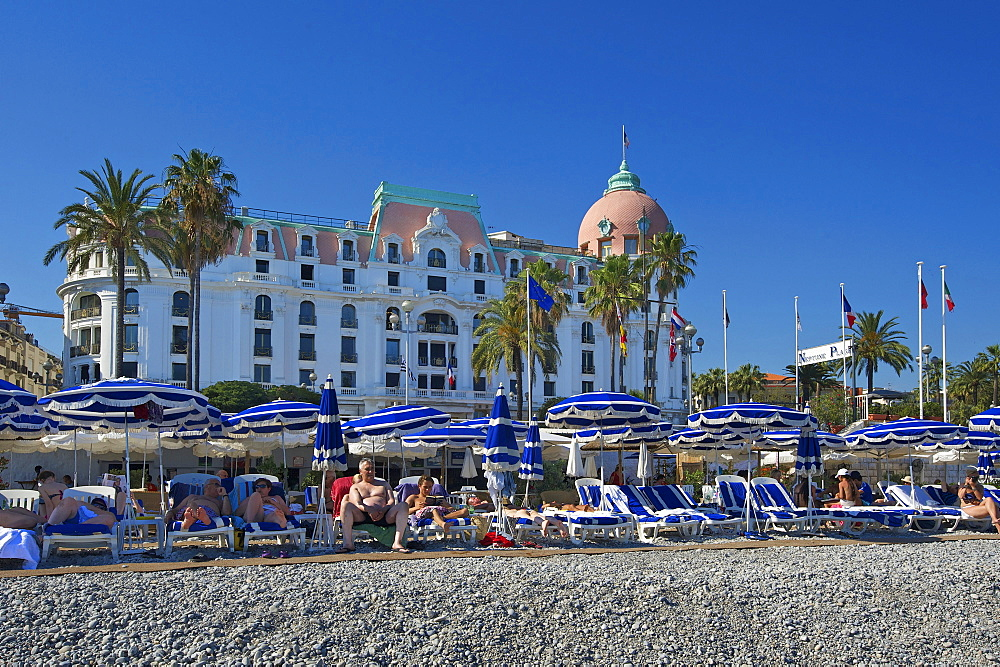 Hotel Negresco, Nice, Cote d?Azur, France