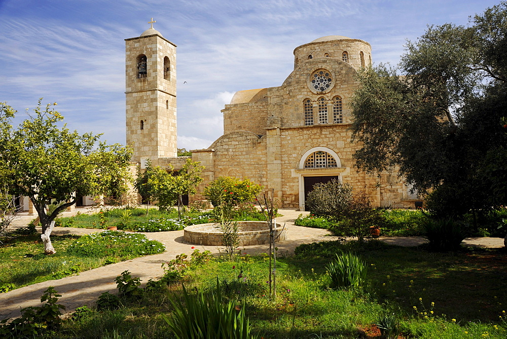 Monastery St Barnabas, near Salamis, Turkish Republic of Northern Cyprus