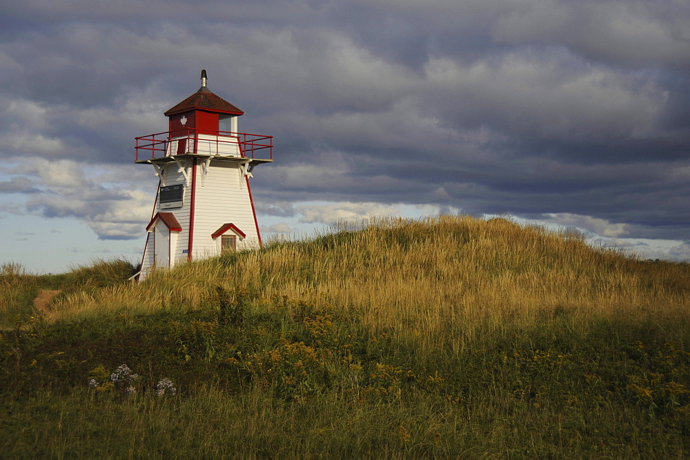 Lighthouse Cove Head, Prince Edward Island, Canada