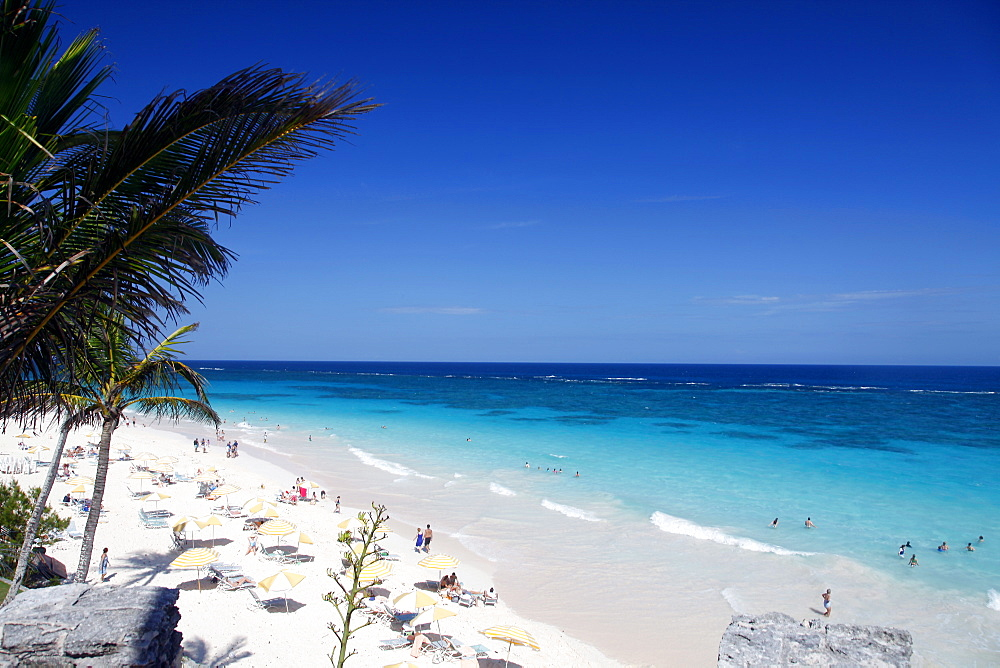 Elbow Beach, Bermuda Islands, North Atlantic Ocean, Atlantic