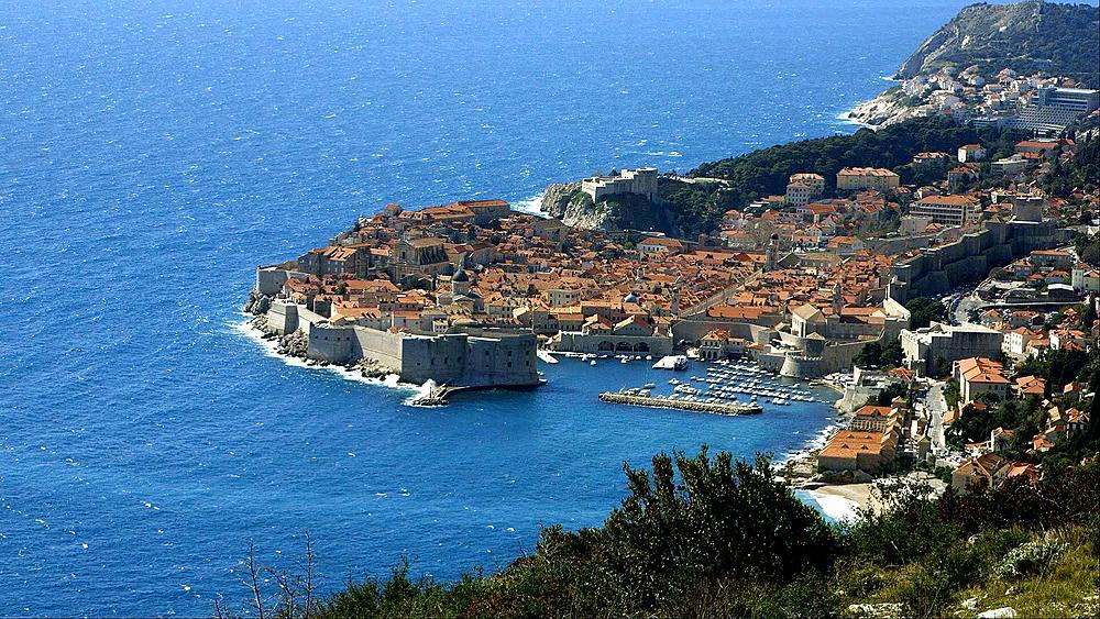 Dubrovnik Old Town & Port, Old Town, Dubrovnik, Croatia