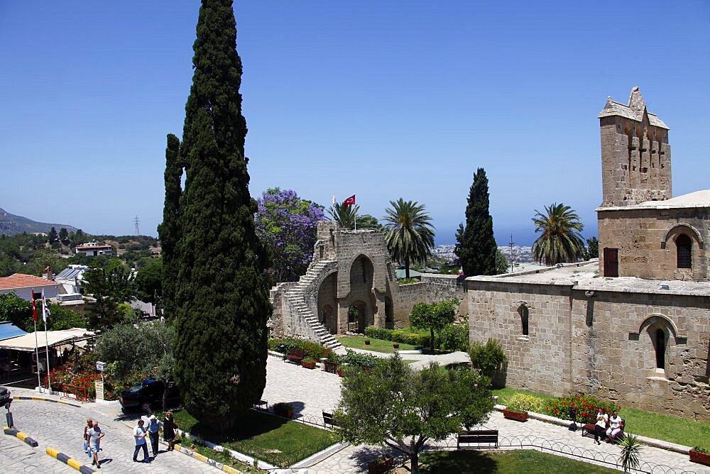 Bellapais Abbey, Monastery, Kyrenia, Northern Cyprus, Europe