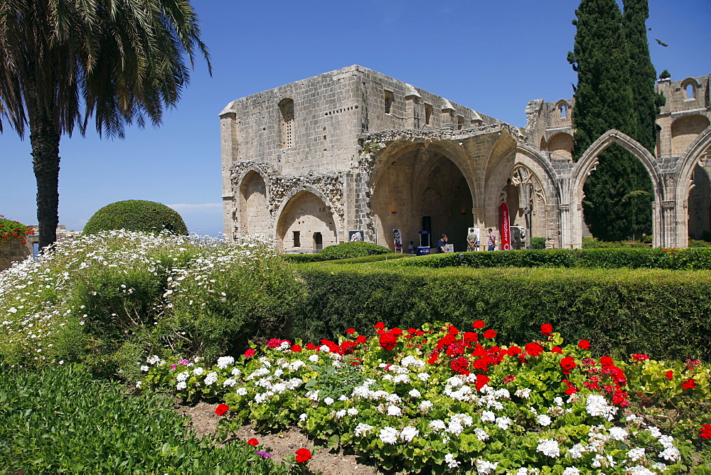 Bellapais Abbey Ruin, Kyrenia, Northern Cyprus, Europe