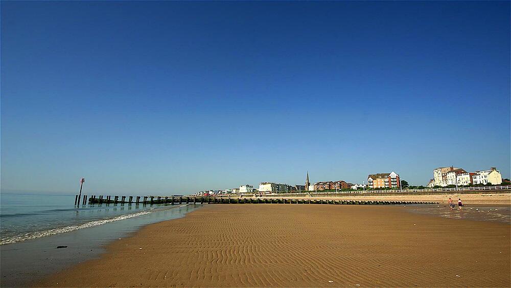 North beach & promenade, Bridlington, North Yorkshire