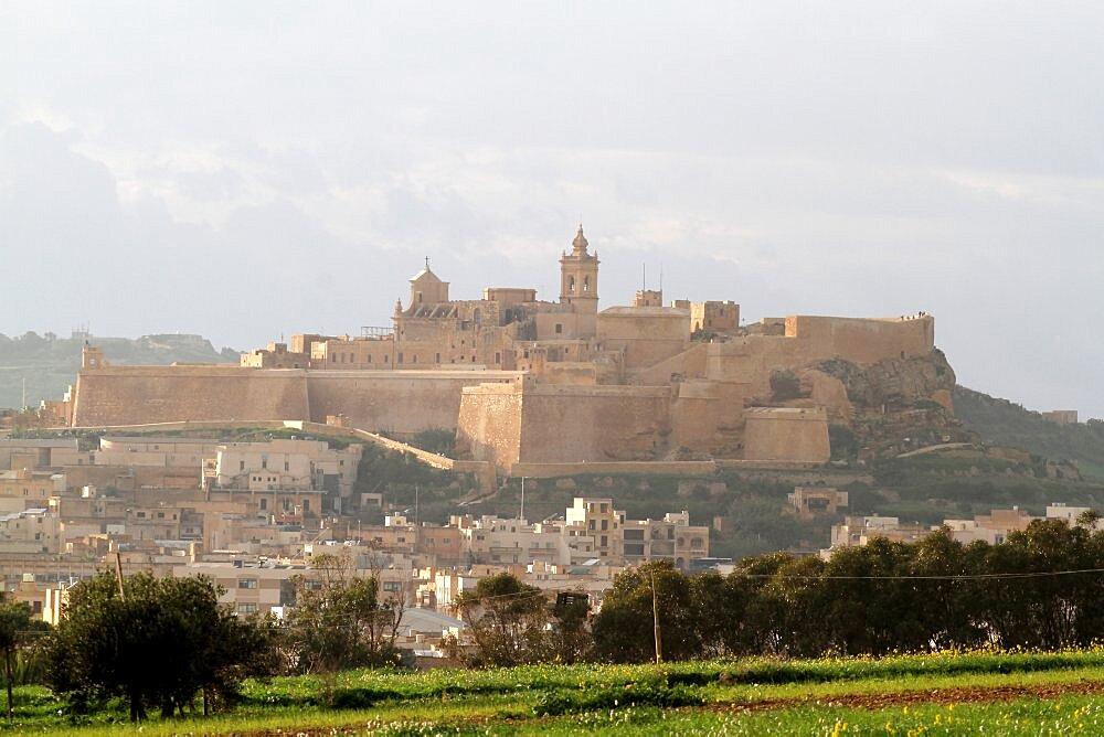 The Citadel Victoria, Gozo, Malta, Europe
