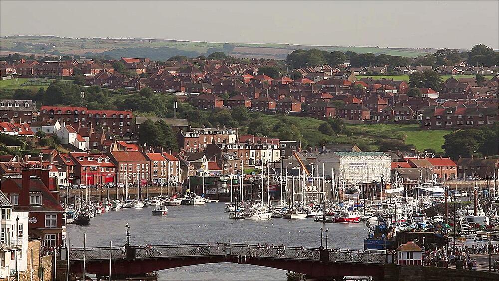 Swing Bridge & Harbour
