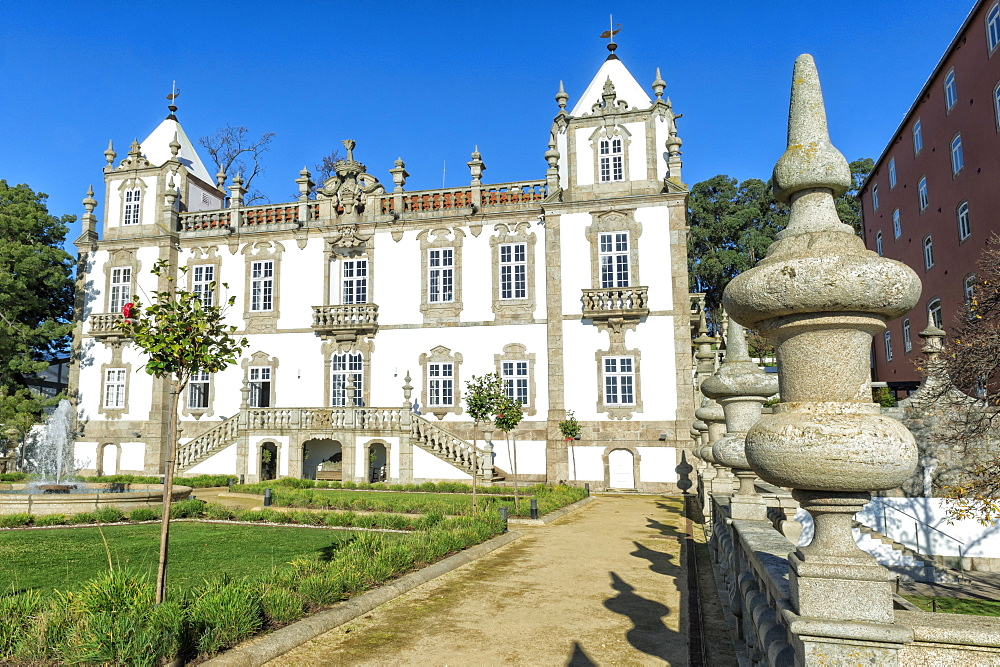 Freixo Palace (Palacio do Freixo), Oporto, Portugal, Europe