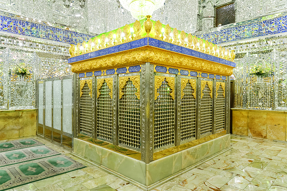Emamzadeh Zeyd Mausoleum, Holy Shrine, Tehran, Islamic Republic of Iran, Middle East