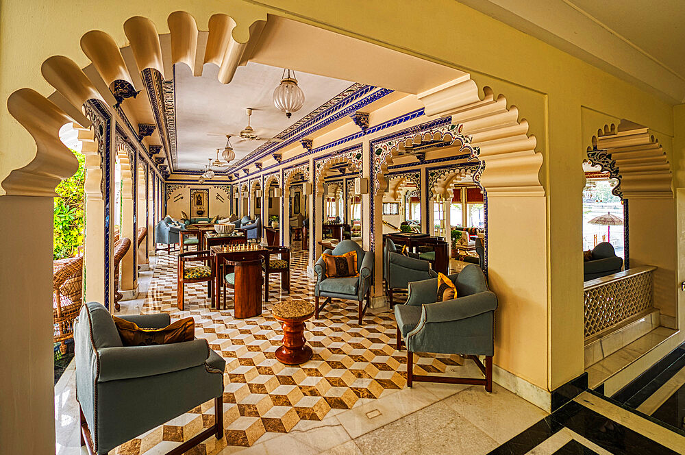 Lake Palace Hotel, Udaipur, Rajasthan, India - 1131-1308