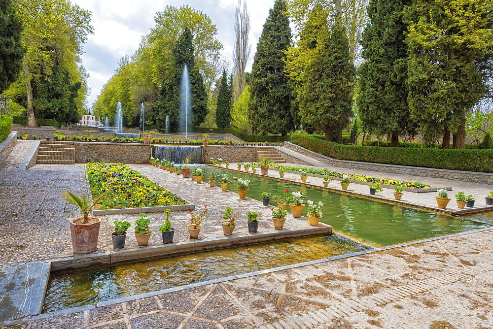 Shazdeh Mahan Garden (Princes Garden), Mahan, Kerman Province, Iran, Middle East - 1131-1392