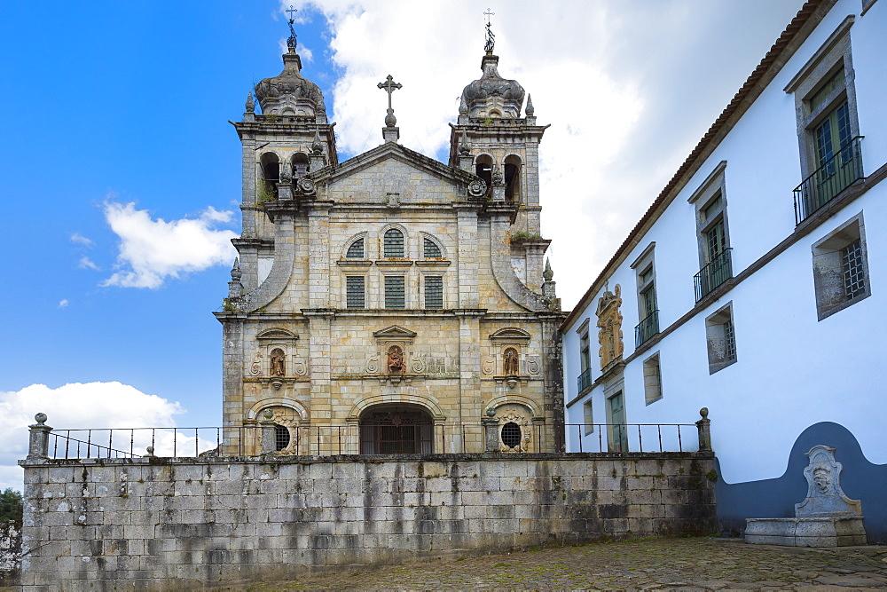 St. Martin of Tibaes Monastery, Braga, Minho, Portugal, Europe