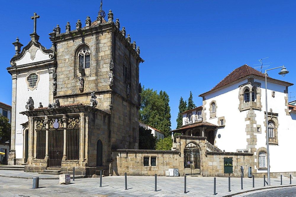 Francisco Sanches Church, Braga, Minho, Portugal, Europe