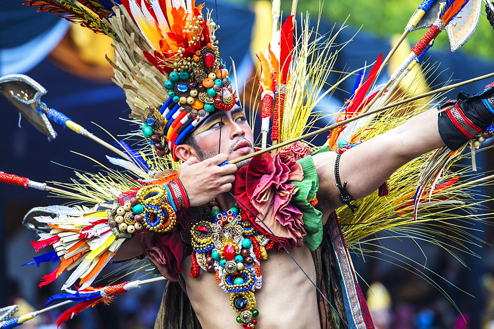 Stock photo of Jember Fashion Festival and Carnival, East Java