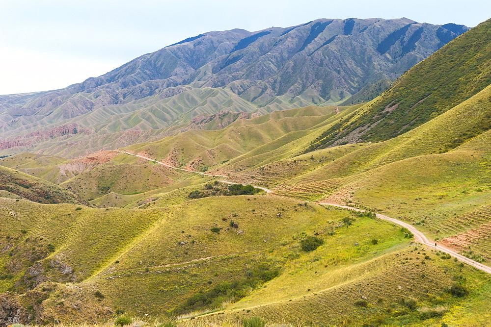 Ile-Alatau National Park, Assy Plateau, Almaty, Kazakhstan, Central Asia, Asia
