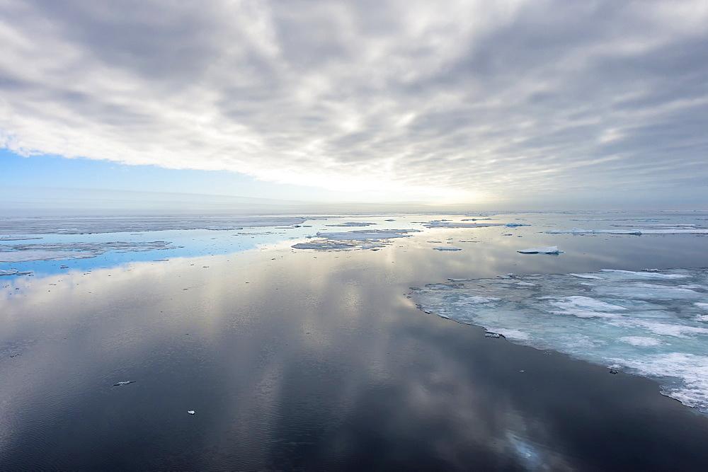 Arctic Ocean, Norway, Scandinavia, Europe