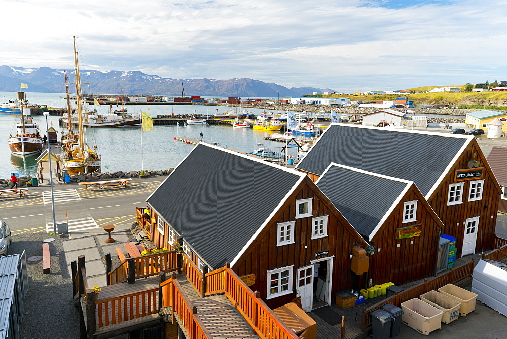 Harbour, Husavik, Iceland, Polar Regions - 1132-298