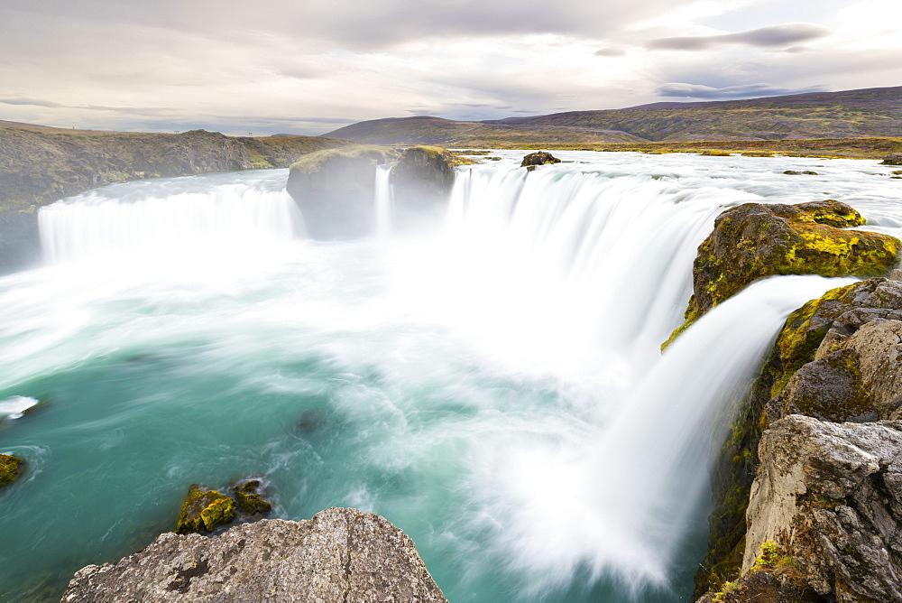 Godafoss Waterfall, Iceland, Polar Regions - 1132-318