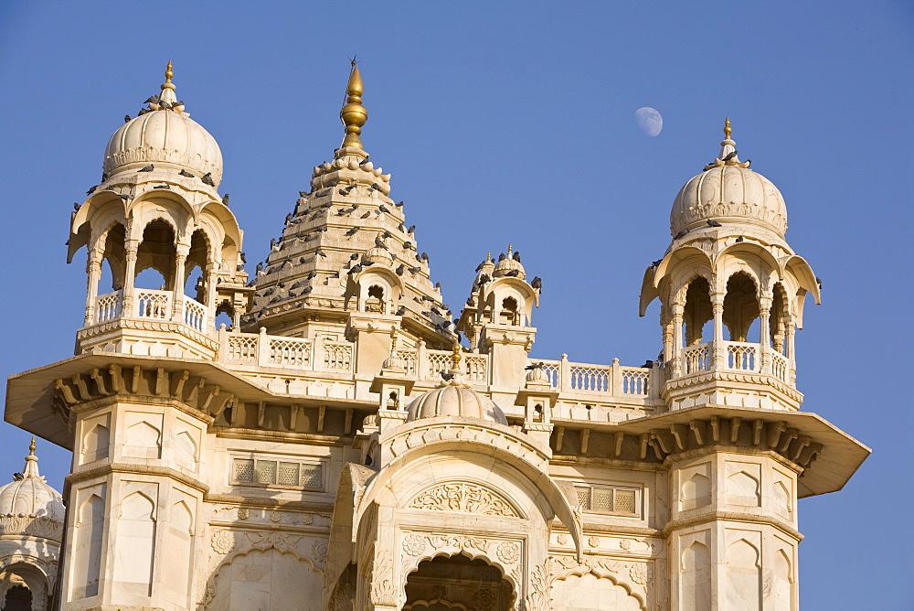 Jaswant Thada, Jodhpur, Rajasthan, India, Asia