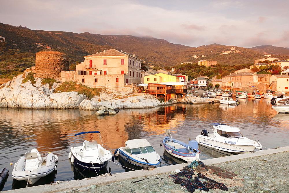 Centuri Port, Corsica, France, Mediterranean, Europe